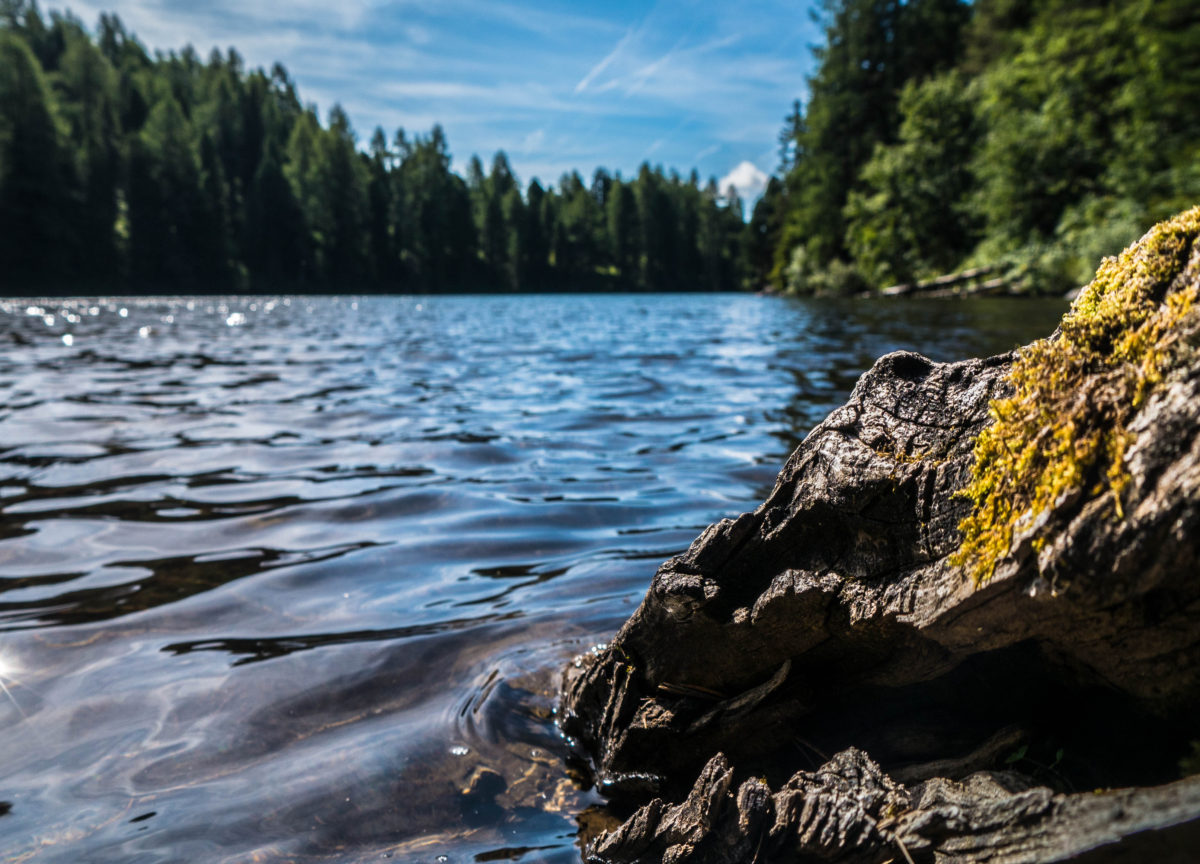 Drei Seen Weg