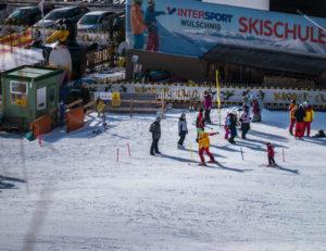 Skiurlaub Kärnten Skifahren Piste Bad Kleinkirchheim St. Oswald Hotel Hinteregger Schneeschuhwandern Skitour Winterurlaub Skiurlaub